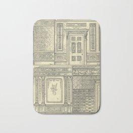 Architectural Elements Bath Mat