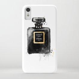 Perfume bottle fashion iPhone Case