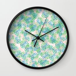 Mermaid Tears  Wall Clock