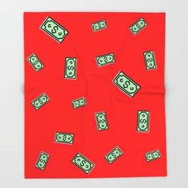 ' Life is a Slot Machine ' Throw Blanket