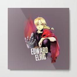 Edward Metal Print