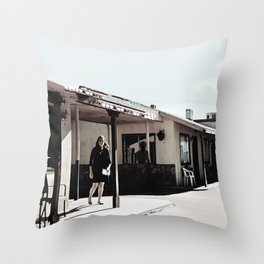 Within The Darkest Parts Of The Day Throw Pillow