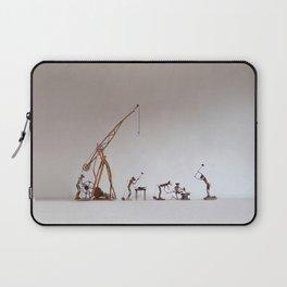 BoneFree's Factory Laptop Sleeve