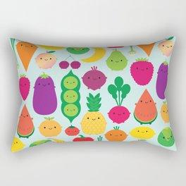 5 A Day Rectangular Pillow