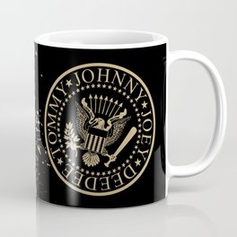 Ramones Shoes Coffee Mug