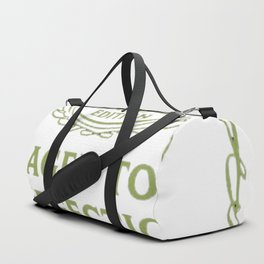 Green-Vintage-Limited-1992-Edition---25th-Birthday-Gift Duffle Bag