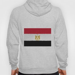 Flag of Egypt - Extruded Hoody