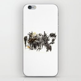 Vile Cosmos (of which we are part) by Brian Benson iPhone Skin