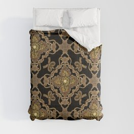 Beaded Baroque Comforters