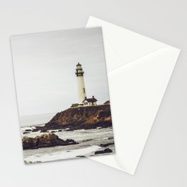 Lighthouse along the California Coast Stationery Cards