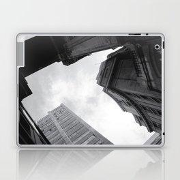Through the city Laptop & iPad Skin