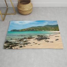 Paradise Beach Thailand Rug