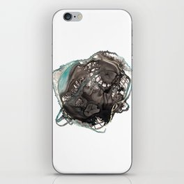Geodic Heart iPhone Skin