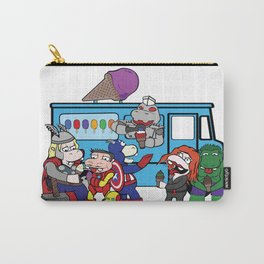 A Whole World Screaming! Carry-All Pouch