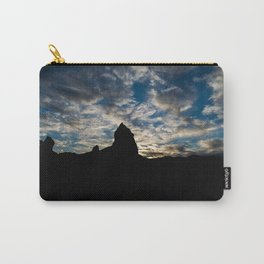 Trona Skies Carry-All Pouch