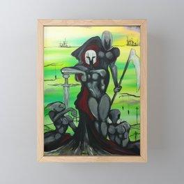 The Four Hoursemen Framed Mini Art Print