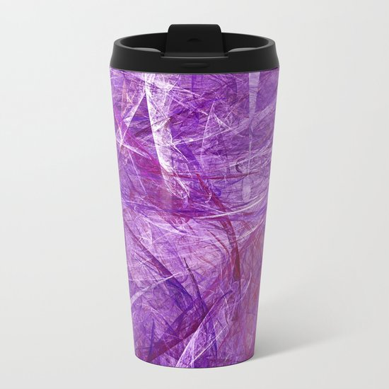 magic mirrow   (A7 B0241) Metal Travel Mug
