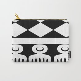 Adinkra Beauty 2 Carry-All Pouch