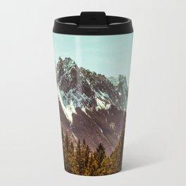 Alpspitze till Zugspitze Travel Mug