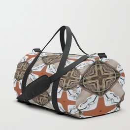 coins of peace Duffle Bag