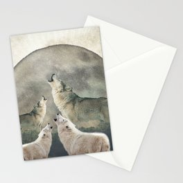 Aegis Wolves Stationery Cards