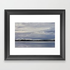 Iceland Framed Art Print