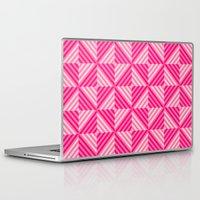 pyramid Laptop & iPad Skins featuring Pyramid by Matt Borchert