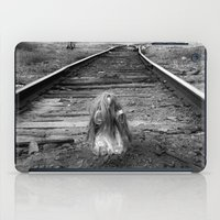 doll iPad Cases featuring Doll by nihilnihilnihil