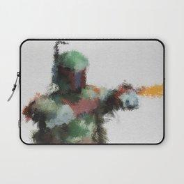 Bounty Hunter: Boba Fett Laptop Sleeve