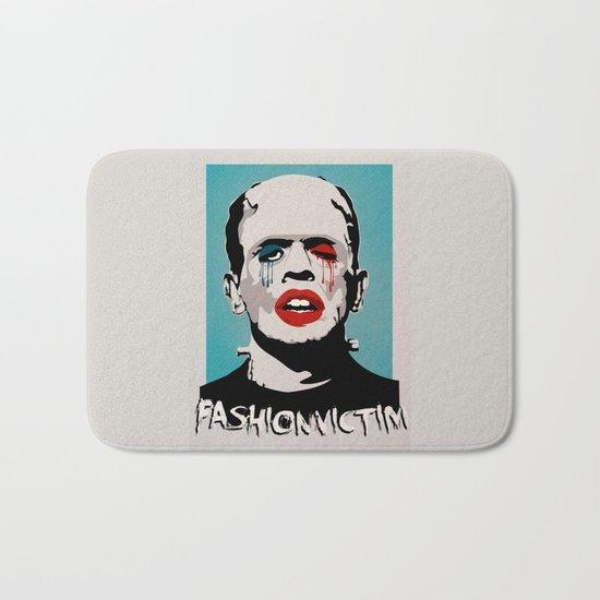 =Boris Karloff=FASHIONVICTIM= Bath Mat