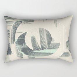Saguaro Sun Rectangular Pillow