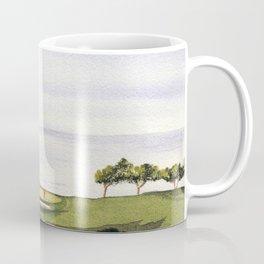 Torrey Pines South Golf Course Hole 3 Coffee Mug