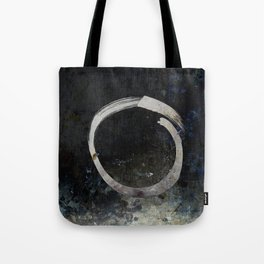 Enso #5 - Ghost Tote Bag