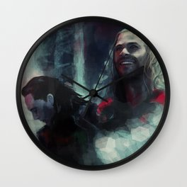 I remember a shadow Wall Clock