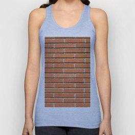 Bricks Wall Unisex Tank Top