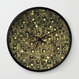 Planetarium / Stellar Map Wall Clock