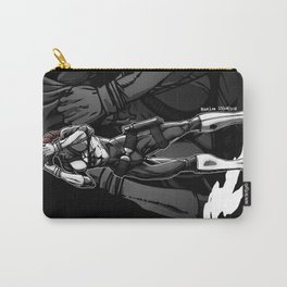 Vigilante Girl Carry-All Pouch
