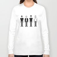blur Long Sleeve T-shirts featuring Blur by Band Land