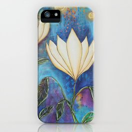 Love and Loss:Rebirth-V2 iPhone Case