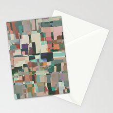 Abstract Painting No. 8 Stationery Cards