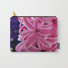 Pink hyacinth II Carry-All Pouch
