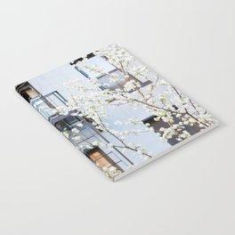 Brooklyn Spring Notebook