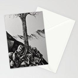 Harmony Sketch 3 Stationery Cards