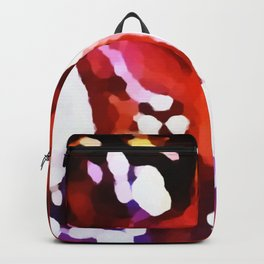 Lupin Abstract Backpack