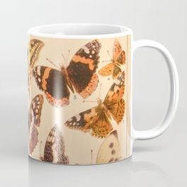 Vintage insects 1 Coffee Mug