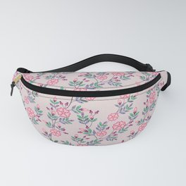 Dakota Prairies: Prairie Rose Fanny Pack