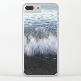Emotions #3 Clear iPhone Case
