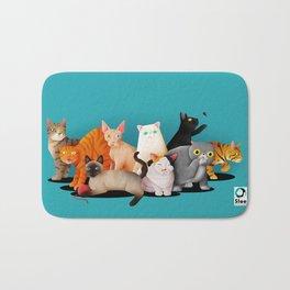 Gatos / Cats Bath Mat