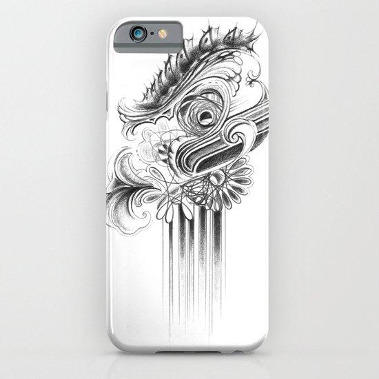 caterpillar iPhone & iPod Case