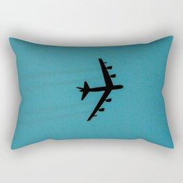B52 - flyover Rectangular Pillow